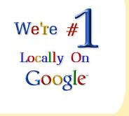 We're Number One On Google!